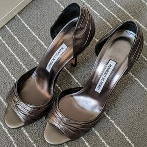 Manolo Blahnik party shoes